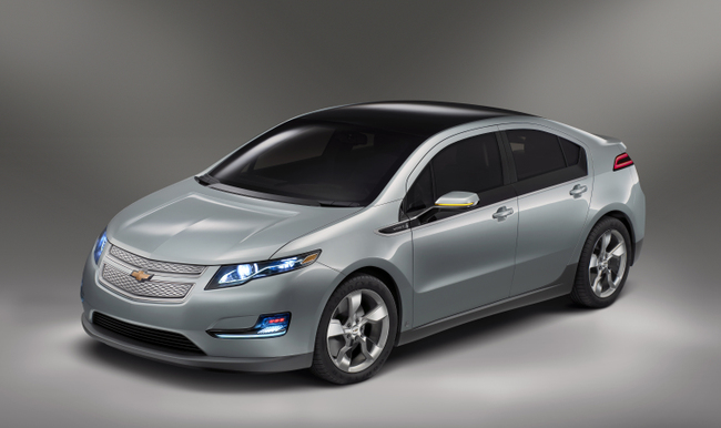 chevrolet volt In Focus: Affordable Hybrid Cars